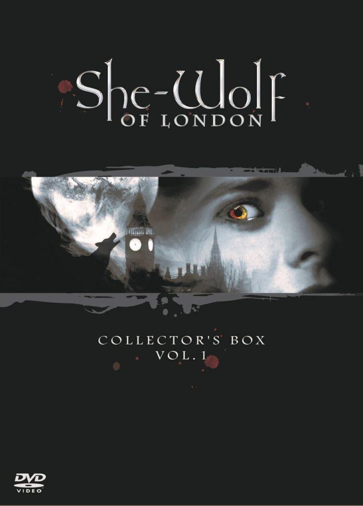狼女の香り-日本語吹替版コレクターズBOX-Vol.1[DVD]